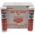"Lucas Oil Red ""N"" Tacky Grease / Ten 14 oz. tubes"