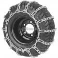 Stens 2 Link Tire Chain / 13x5.00-6 / 12.5x4.50-6