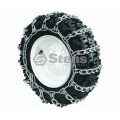 2 Link Tire Chain / 4x4.80-8 Deep Lug Tread