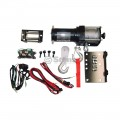 Atlantic Quality Parts Winch Set / 3500 lbs.