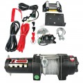 Atlantic Quality Parts Winch Set / 4000 lbs.