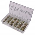 Grease Fitting Kit 110 Piece Kit