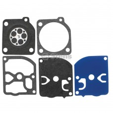 Gasket And Diaphragm Kit / Zama Gnd-35