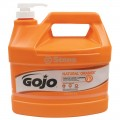 Gojo Hand Cleaner 1 gallon container with pump